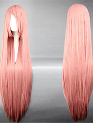 Doce 100CM Longas / Extra Longo Rosa Lolita peruca