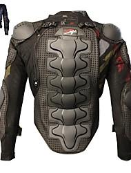 pró-motociclista motocicleta armadura protetora armadura reforçada espessamento corridas de motocross corpo inteiro coletes engrenagem