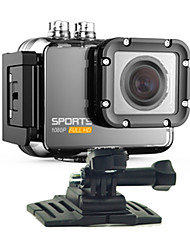 HD Sport Video Camera 60m Depth Waterproof 1080P Wide Angle Lens