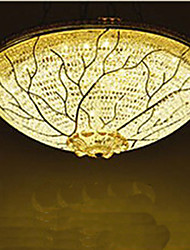 LED European Acrylic Ceiling Chandelier