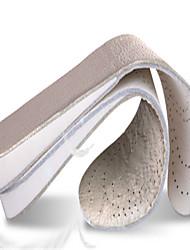 Plantillas ( Gris ) - Interior del Zapato - de Cuero