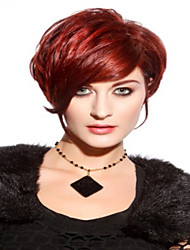 Top Quality  Straight Synthetic  Wigs  Extensions Women Lady Beautiful  Style