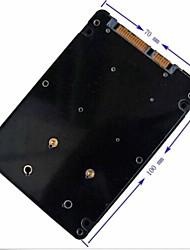 mSATA SSD bis 2,5 SATA3-Adapter mit Fall 7mm Dicke