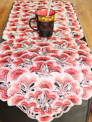 Multi-Purpose  Tablecloth With Size 40x210cm/15x82inch With More Embroidery