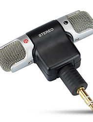 Kingma Osmo externe microphone sans fil de 90 degrés pliage flexible d'enregistrement double blé