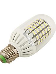 7W E26/E27 LED a pannocchia 138 SMD 3528 600 lm Bianco caldo AC100-240 V 2 pezzi