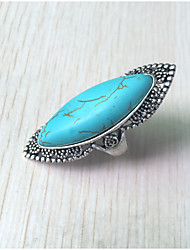 Women's Ring Fashion Vintage Euramerican Alloy Jewelry 147 Birthday Gift Daily Casual