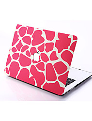 Pink Stone Style PC Materials Hollow Out Hard Cover Case For MacBook