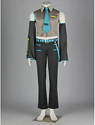 High Quality Vocaloid Hatsune Mikuo Men Cosplay Costume