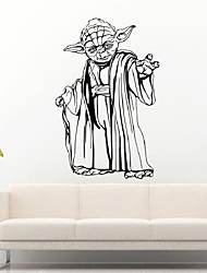 Star Wars cartoon characters living room bedroom kids room wall stickers removable waterproof home decor