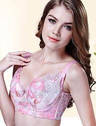 Infanta® Basique Soutiens-gorge Nylon / Elasthanne Rose - B8079