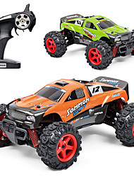 RC Car - SUBOTECH - Remote control suvs - 1:24 - Electrico Escovado - Rocha carro escalada