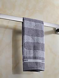 Barre porte-serviette / Réchauffe Serviette Miroir Poli Fixation Murale 60*8.1*5.5cm(23.62*3.19*2.17inch) Acier Inoxydable Contemporain