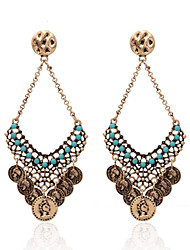 Boucle Cristal / Imitation de diamant Boucles d'oreille goutte Bijoux Femme Mariage / Soirée / Quotidien / DécontractéCristal / Alliage /