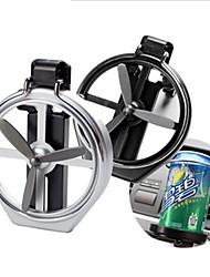 sortie d'air universelle du vent de voiture automatique ziqiao montage bouteille porte boisson tasse
