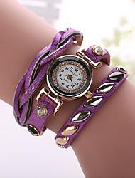 Xu™ Women's Rivet Diamonds Quartz Watch Cool Watches Unique Watches