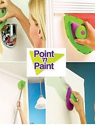 Decorative Paint Roller and Tray Set Painting Brush paint pad pro Point N Paint Household Wall Tool