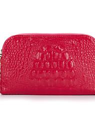 Clutch / Avondtasje / Muntenportemonnee / Polstasje / Mobile Phone Bag - Roze / Paars / Blauw / Geel / Bruin / Rood / Zwart - Schelp -