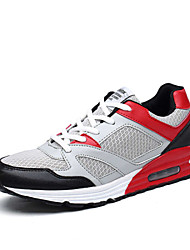 Беговая обувь Черный / Красный Обувь Мужской Синтетика