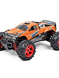 SUBOTECH BG1510B Description Of Product:1:24 Ratio 2.4 GHz All-Wheel-Drive Model Car High Speed Car