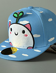 Children  Cute/Casual Summer Canvas Baseball Cap