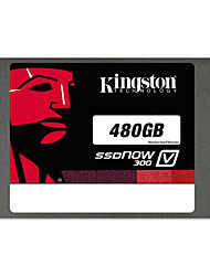 Kingston Digital 480GB SSDNow V300 SATA 3 2.5 (7mm height) Solid State Drive (SV300S37A/480G)