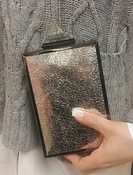 Women's Evening Clutches Bags Silver