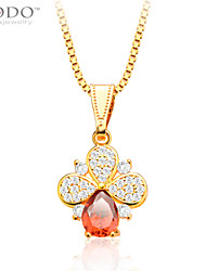 Pendants Crystal Flower Shape As Picture 1