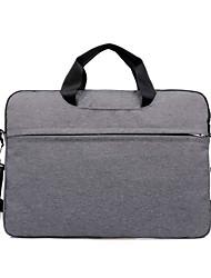 Bolsa de Portátil - Portátil de 13 Pulgadas (33 cms) - Nailon - Morado / Gris / Negro - Unisex