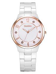 Bestdon Men Japanese Quartz Watch 100m Waterproof Diamond Crystal Ceramic 38mm Fashion Dress Watch
