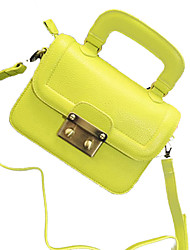 Fire The New Female Bag/Han Edition Style Candy Color Metal Lock Hand The Bill Of Lading Shoulder His Parcel