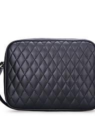 Schoudertas / Avondtasje / Reistas / Mobile Phone Bag - Blauw / Rood / Zilver / Zwart - Schelp - Schapenvacht - Dames