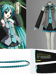 Vocaloid Hatsune Miku Cosplay Cosplay Costume