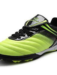 Men's Soccer Shoes Synthetic Black / Yellow / Green / Orange