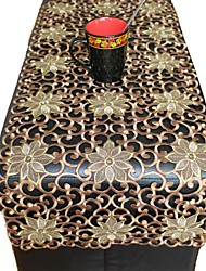 Multi-Purpose  Tablecloth With More Embroidery amd Cutting flower by hand