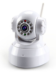 720P Wireless WiFi IP P2P Network Home Surveillance Security Camera Max Support 64G Card WIFI Cam