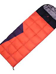 Sleeping Bag Rectangular Bag Single 0℃ Duck Down 600g 210X75 Traveling KEEP WARM Hasky