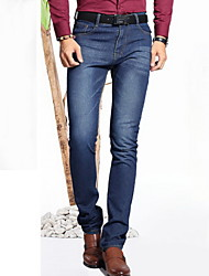 Men's Classic  Casual Jeans