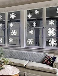 Snow Romantic Home Decoration Wall Sticker Vinyl Adsivo De Parede Wallpaper Window Wall Sticker Mirror Wall Sticker