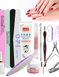 Prego Kit Art Ferramenta de Manicure 16