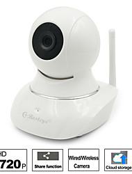 Besteye®HD720P Wireless WIFI IP Security Surveillance Camera  Share Record 1.0MP Night Vision Cloud Storage WIFI Camera