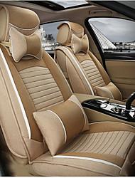 новый раунд мат offlax, четыре универсальные крышка сиденье автомобиля, дышащие и удобные подушки