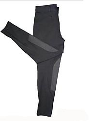 профессиональные полный стрейч трикотажные бриджи брюки / конный спорт