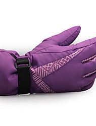 Fulang Warm Fleece Thickening Ski Glove Cycling Glove  GE24