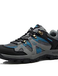 Men's Hiking Shoes Tulle Blue / Green / Orange