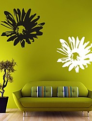 AYA™ DIY Wall Stickers Wall Decals, Flower PVC Wall Stickers