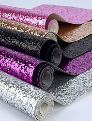 Solide Papier peint Luxe Revêtement,Textile shiny glitter fabric for wallpaper,wall border,crafts
