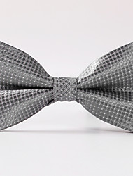 Silver Box Formal Bow Tie