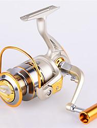 Metal Spinning Reels 4.9:1 11 Ball Bearings Exchangable Sea Fishing / Spinning / Freshwater Fishing-FC7000