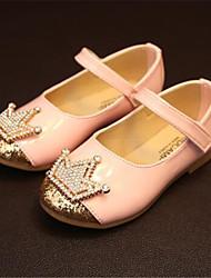 ДЕВУШКА - Оксфорды ( Розовый ) - С острым носком